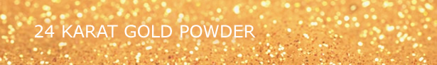24 Karat Gold Powder